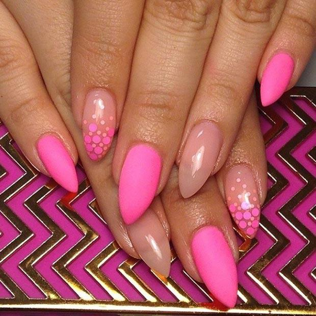 Why Are Short Stilletos The Best Nails Redesigned