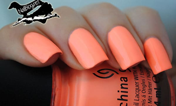 Son of a Peach! Is that you or Flip Flop Fantasy? - Nails Redesigned