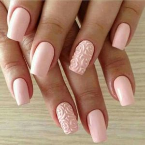 Elegant Nail Art Design for Valentine\'s Day - Nails Redesigned
