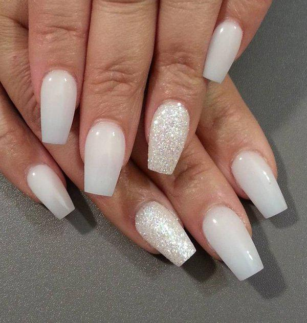 Trending Nail Color Are There Diffe Designs For Coffin Nails