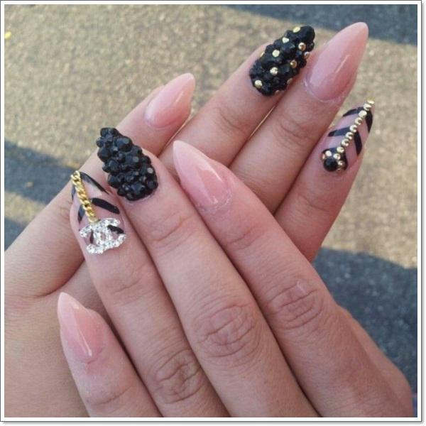 Why Are Short Stilletos the Best | Nails Redesigned