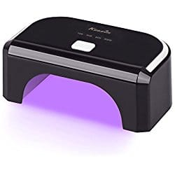 gel nail dryer