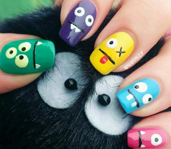 Playing With Your Nails With Playful Nail Art Patterns Nails Redesigned