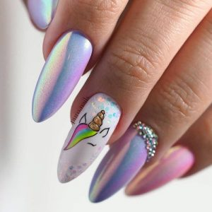almondshaped nail design suggestions  nails redesigned